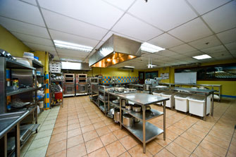 Pastry and Bakery Kitchen
