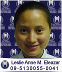 Leslie Anne Eleazar
