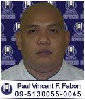 Paul Vincent Fabon